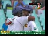 Thilan spares Sri Lankan blushes: 2nd Test. Day 1 (Durban)