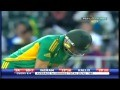 Levi and Kallis power crushing D/L win over India: Only T20 (Jborg) - 1 of 2
