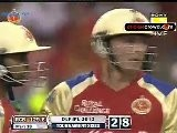 AB and Murali star in first up win: 2012 IPL #5 DD v RCB (Bangalore)