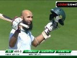 Amla's record triple ton has Proteas in control: 1st Test, Day 4 (Oval)