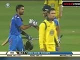 Kohli and Rohit chase down record Aussie score: 2nd ODI (Jaipur) - 2 of 2
