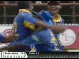 2003 World Cup: Historic hat-trick by Chaminda Vaas